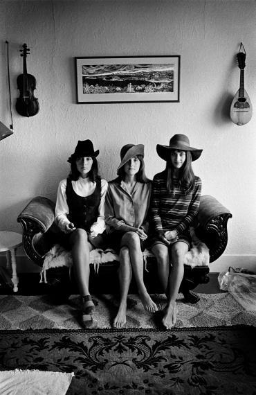 THE BAEZ SISTERS © JIM MARSHALL PHOTOGRAPHY LLC