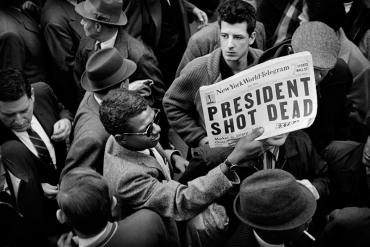 JFK ASSASSINATION  © JIM MARSHALL PHOTOGRAPHY LLC