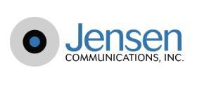 Jensen Communications logo